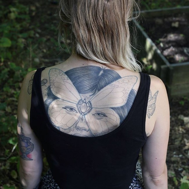 butterfly tattoos (1)