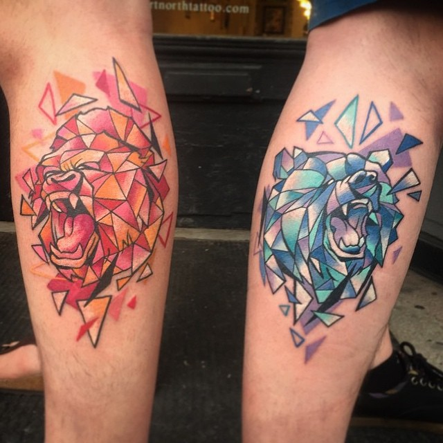 60+ Best Calf Tattoos For Men And Women