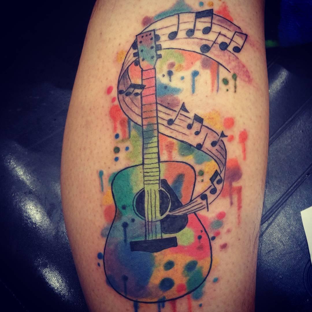60 Best Calf Tattoos For Men And Women