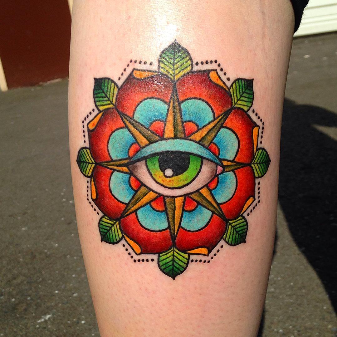 130+ Best Calf Tattoos Designs & Meanings