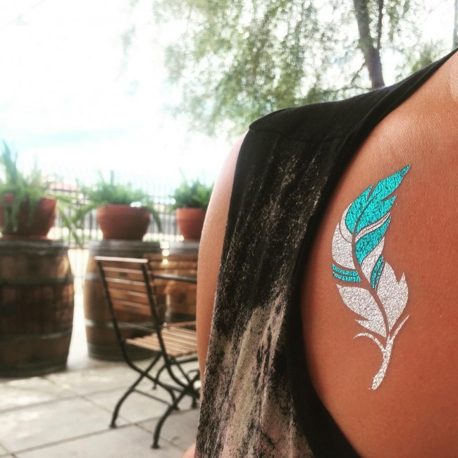 65 temporary fake tattoo designs and ideas try it once for Custom temporary tattoos that look real
