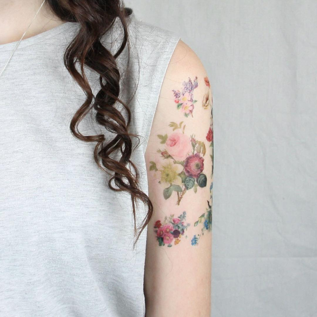 85 temporary fake tattoo designs and ideas try it 39 s for Wash off temporary tattoos