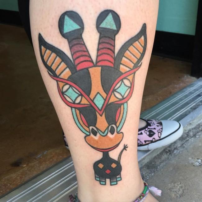 iraffe tattoos