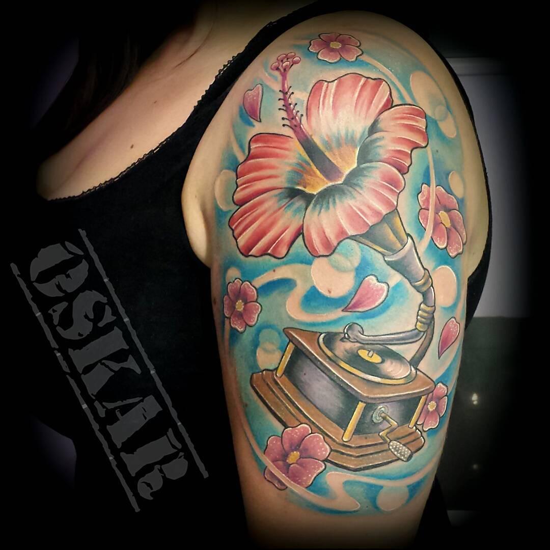 75 best hibiscus flower tattoo meaning designs art of nature 2018 hibiscus tattoo izmirmasajfo