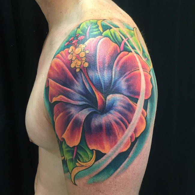 75 best hibiscus flower tattoo meaning designs art of