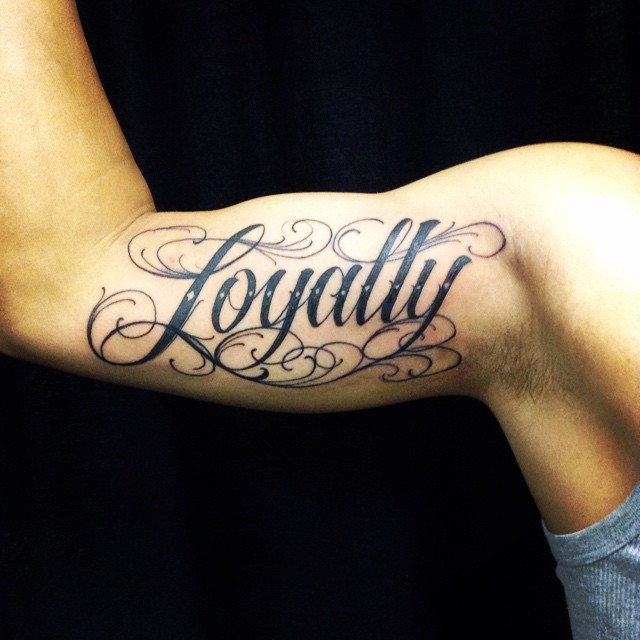 Loyalty Tattoos