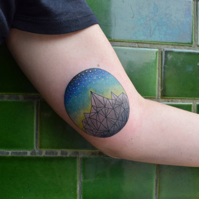 80 Best Mountain Tattoo Designs Meanings For All Ages