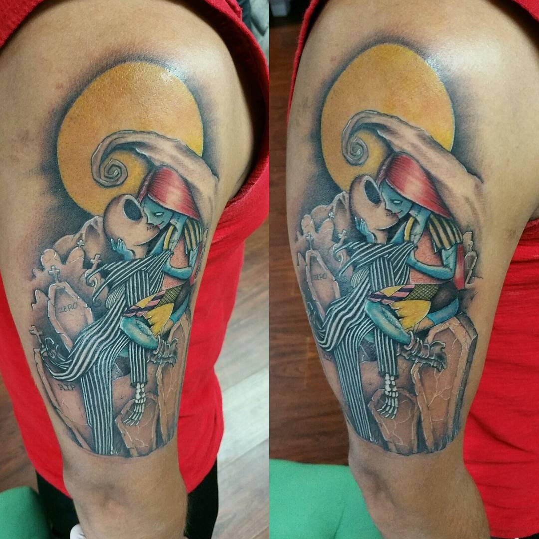 Nightmare Symbol Tattoos
