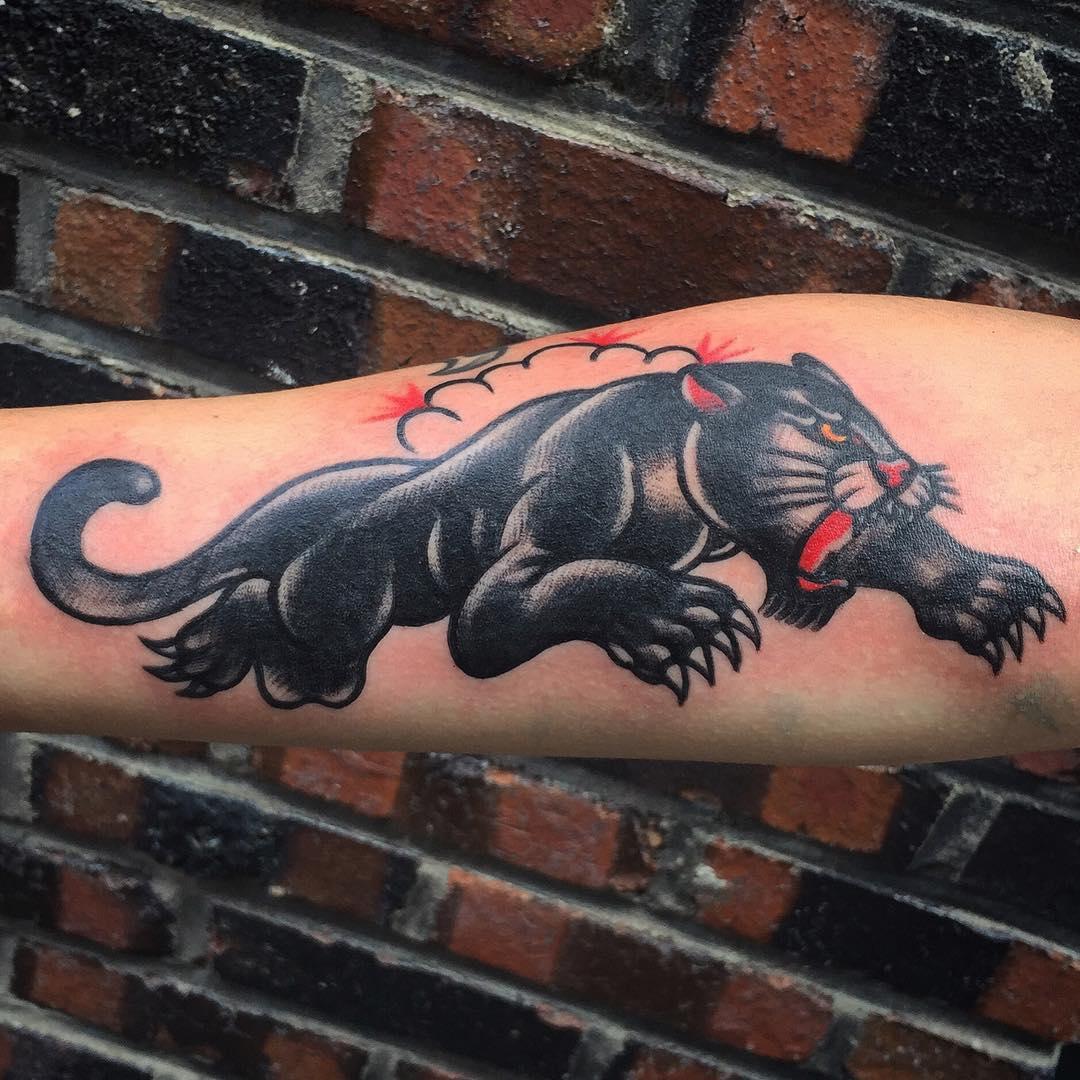 Татуировки для пантеры фото