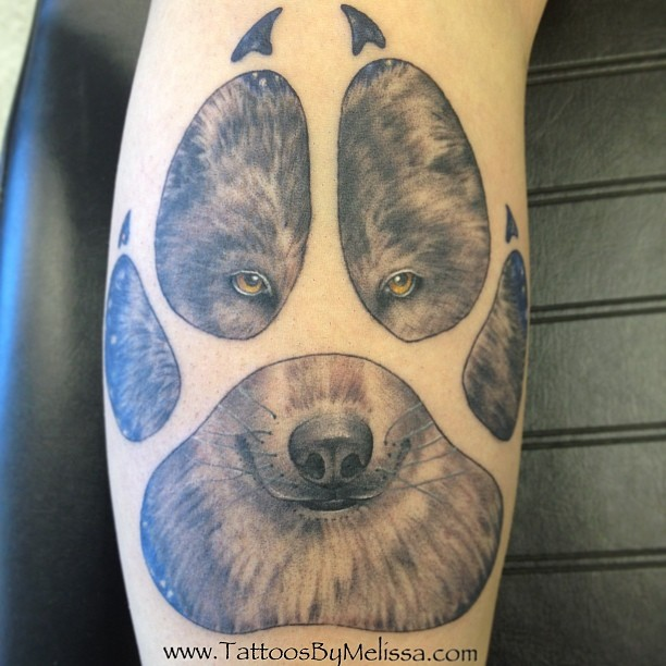 Cat Paw Print Tattoo Meaning
