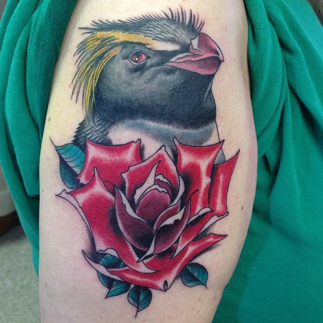 Penguin Tattoos