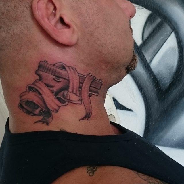 prison tattoo