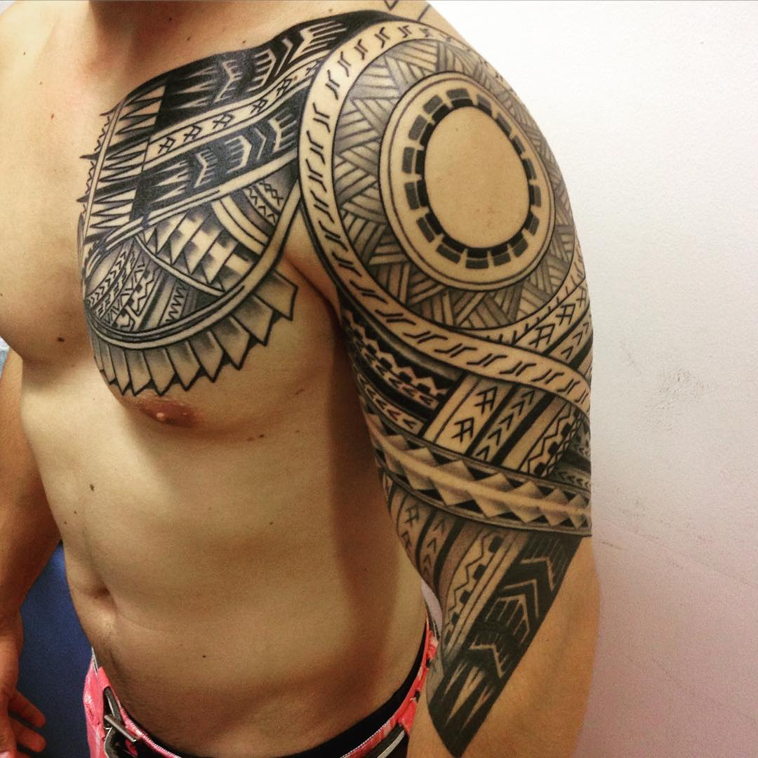 60+ Best Samoan Tattoo Designs & Meanings