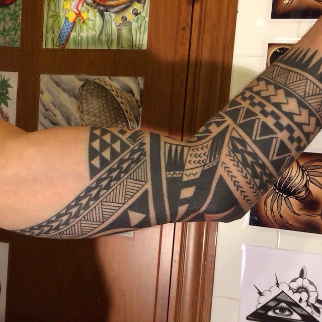 60 best samoan tattoo designs amp meanings tribal
