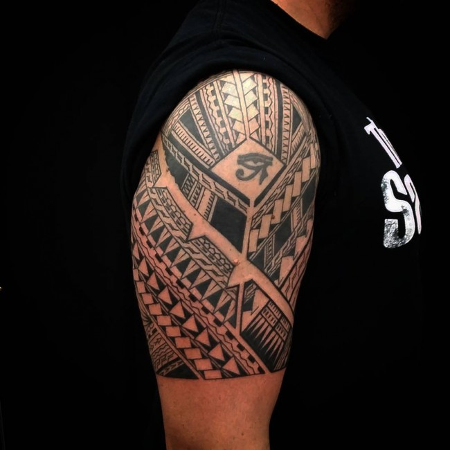Polynesian Tattoos Designs Ideas And Meaning: 60+ Best Samoan Tattoo Designs & Meanings