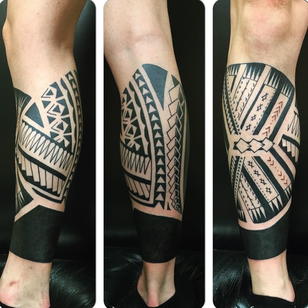 50da82d11 60+ Best Samoan Tattoo Designs & Meanings - Tribal Patterns (2019)
