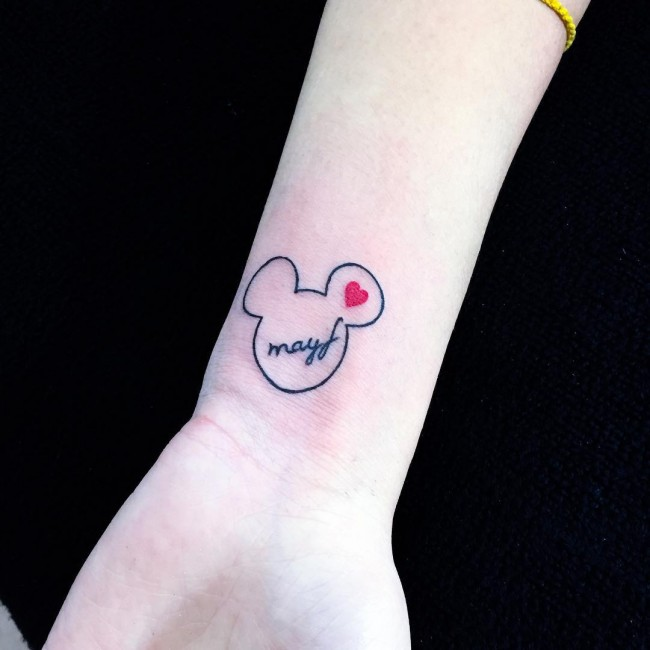 110+ cute and tiny tattoos for girls - designs & meanings (2018)