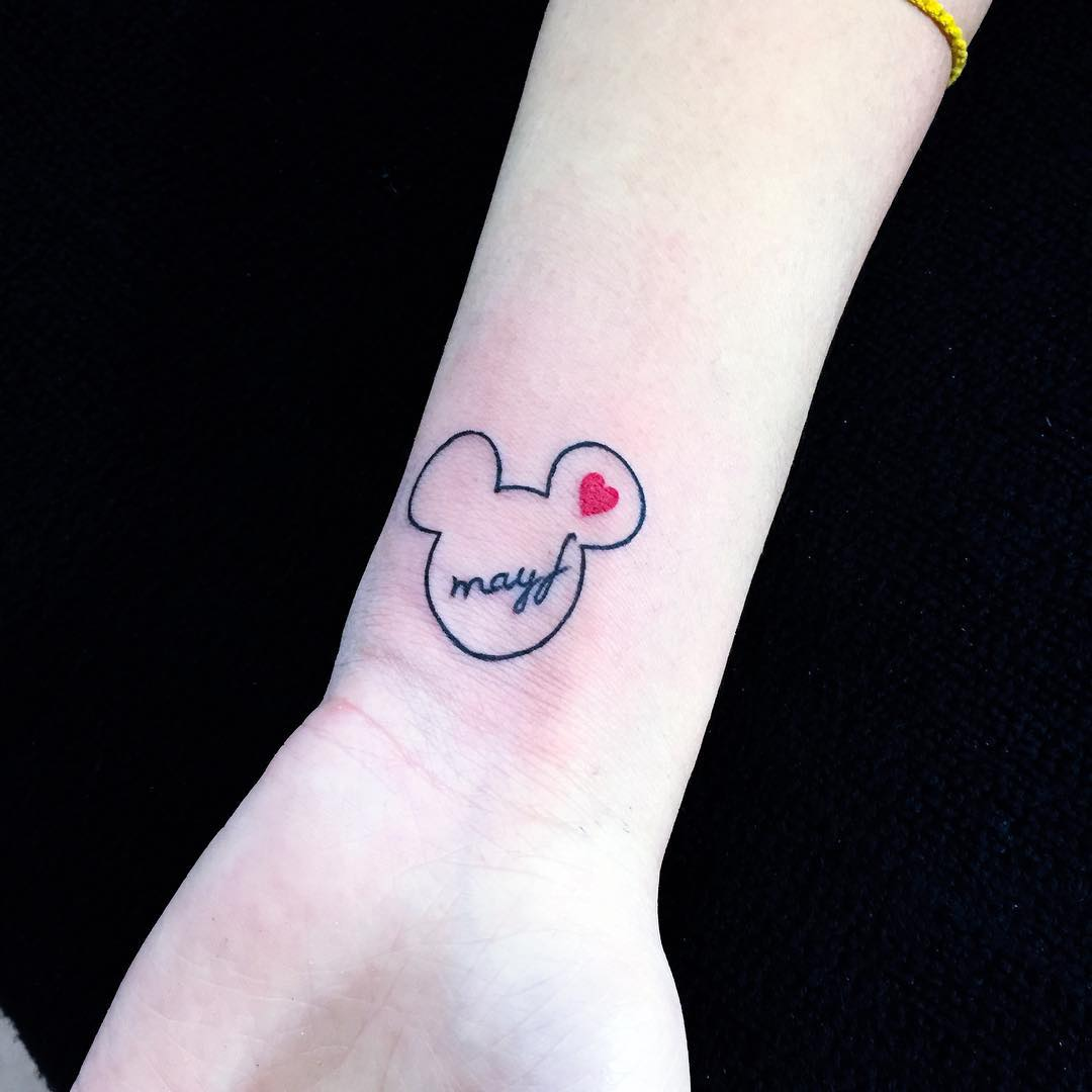 Cute Tattoo Ideas: 110+ Cute And Tiny Tattoos For Girls
