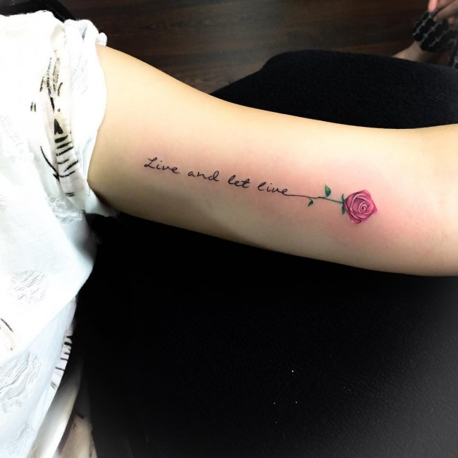 110+ Cute and Tiny Tattoos for Girls , Designs \u0026 Meanings (2019)