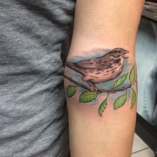 Sparrow Tattoos