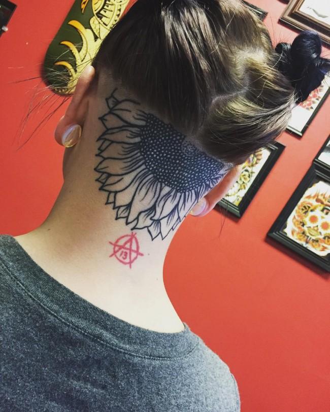 sunflower_tattoos_ (2)