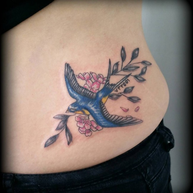 swallow tattoos (2)