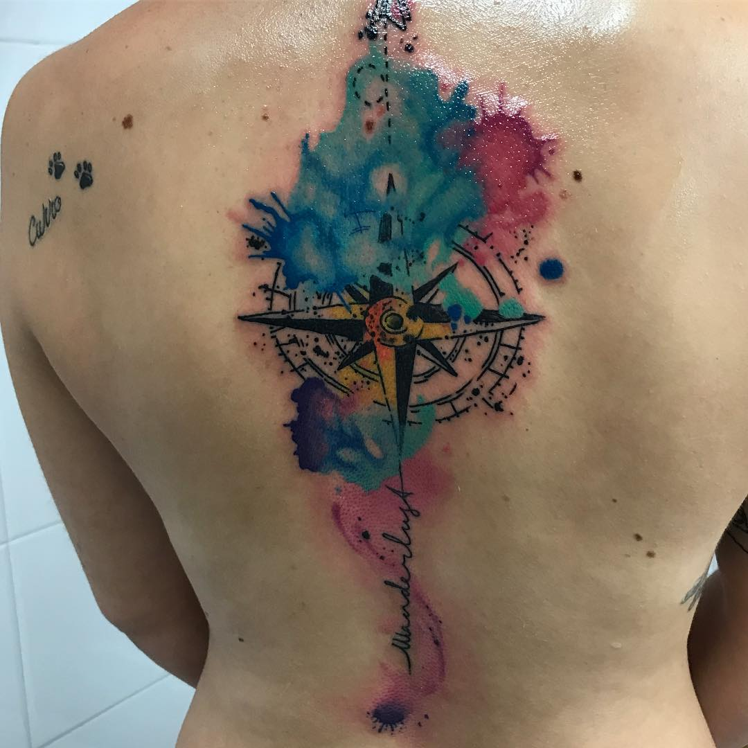 Tattoo Ideas Color: 130+ Best Watercolor Tattoo Designs & Meanings