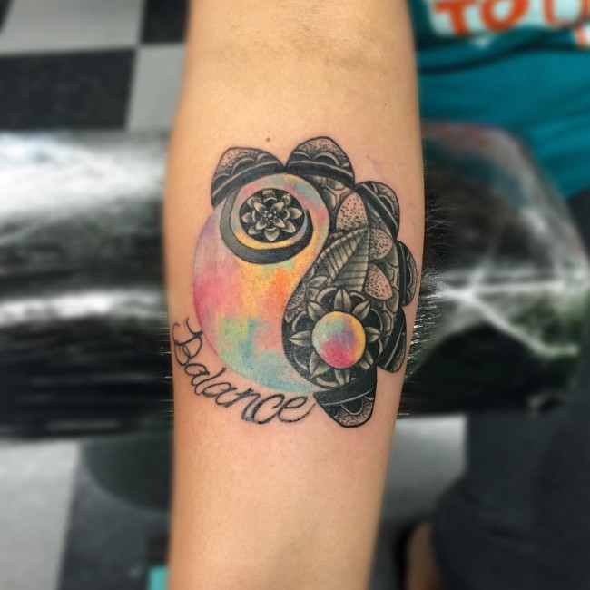 115 Best Yin Yang Tattoo Designs Amp Meanings Chose Yours 2018