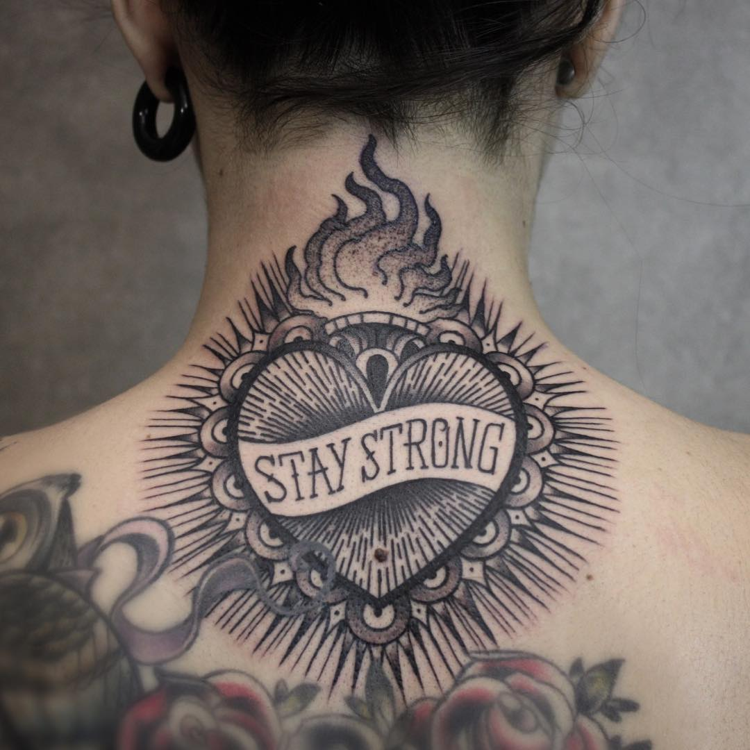 95 best heart tattoo designs meanings true love 2018 for Does tattoo goo really work