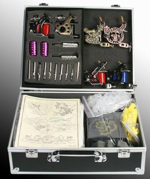Best Tattoo Gun Kit