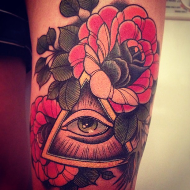 all seeing eye tattoo (1)