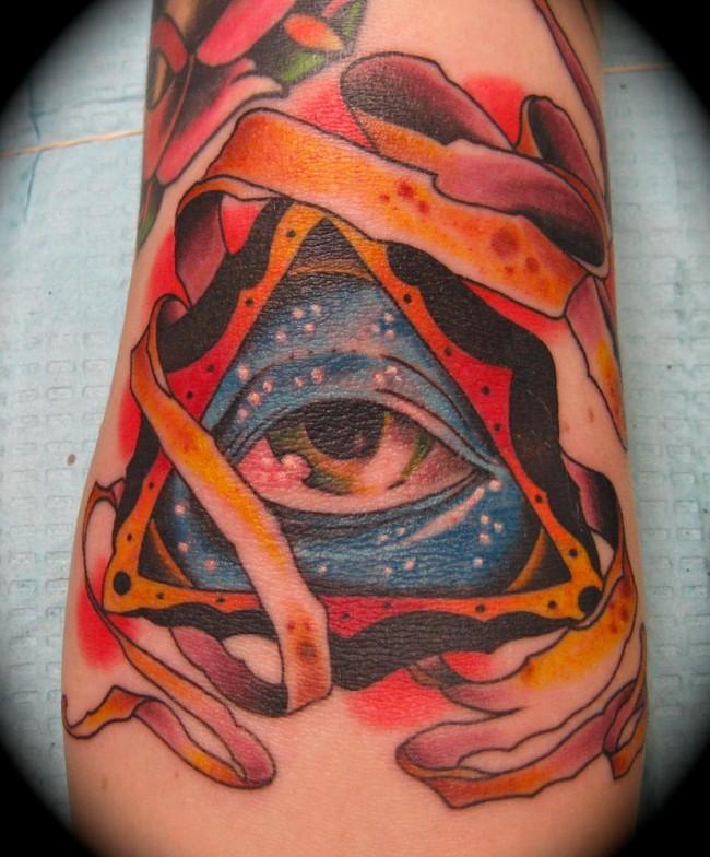 all seeing eye tattoo (11)
