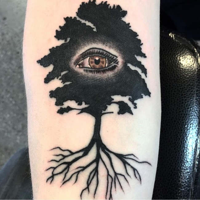 all seeing eye tattoo (22)