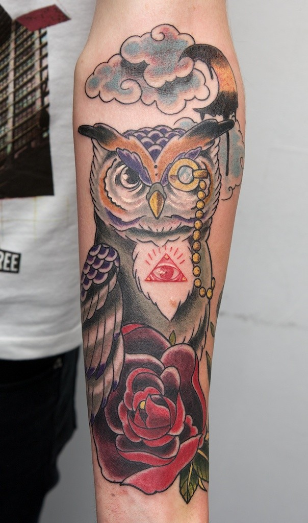 all seeing eye tattoo (24)