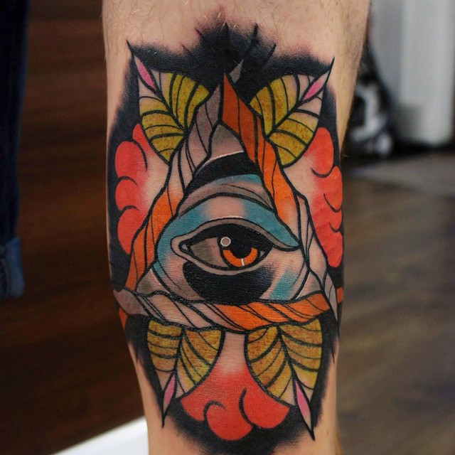all seeing eye tattoo (30)