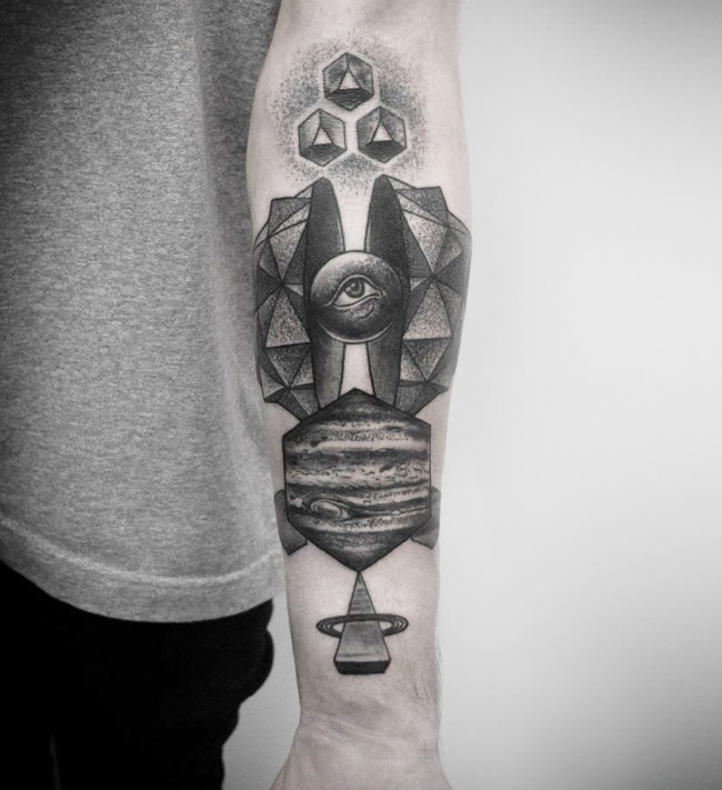 all seeing eye tattoo (8)