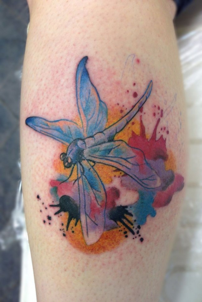 dragonfly tattoo (1)