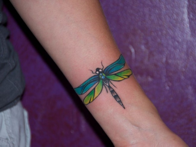 dragonfly tattoo (44)