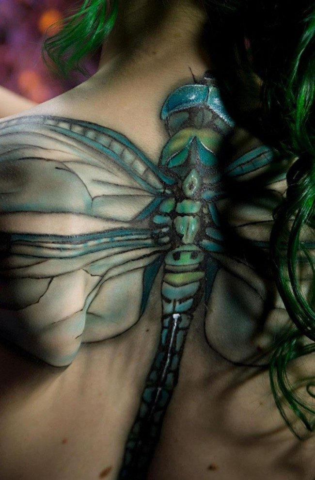 dragonfly tattoo (46)