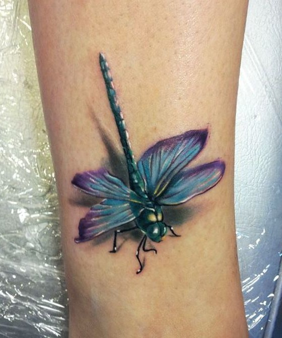 dragonfly tattoo (48)