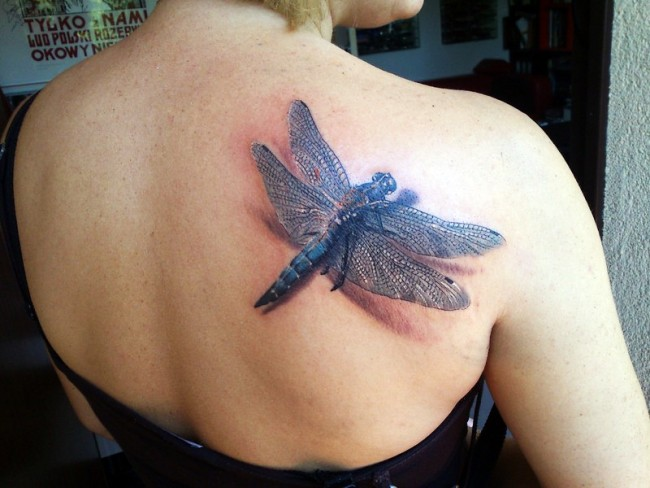dragonfly tattoo (50)