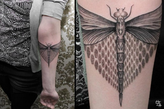 dragonfly tattoo (55)