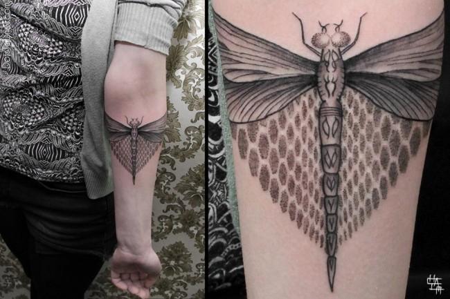 dragonfly tattoo (55)