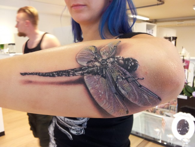 dragonfly tattoo (56)