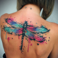 dragonfly tattoo (57)