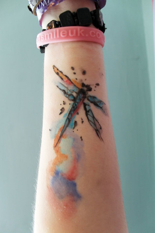 dragonfly tattoo (6)