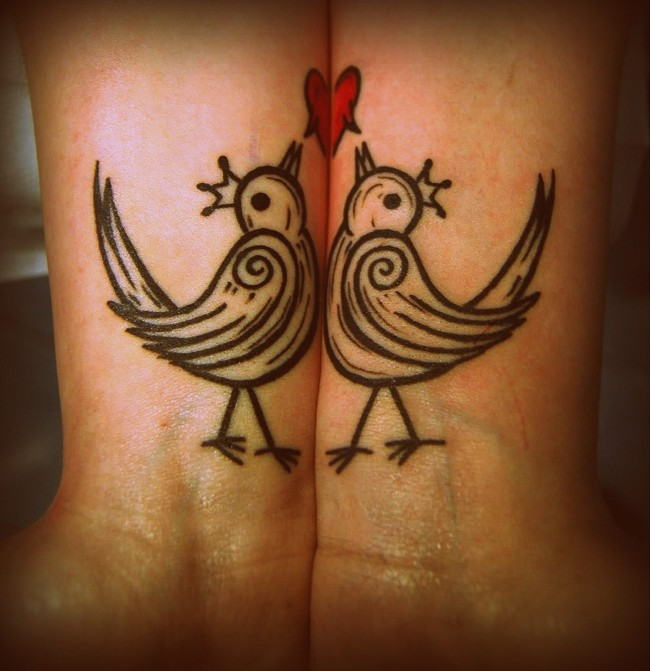matching tattoos for couples (11)