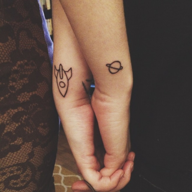 80 Cute Matching Tattoo Ideas For Couples Together Forever