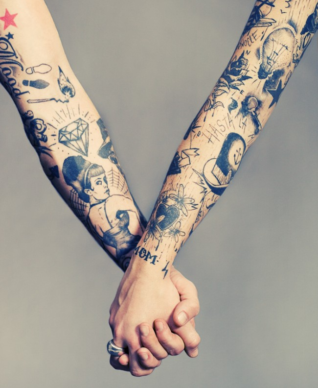 matching tattoos for couples (49)