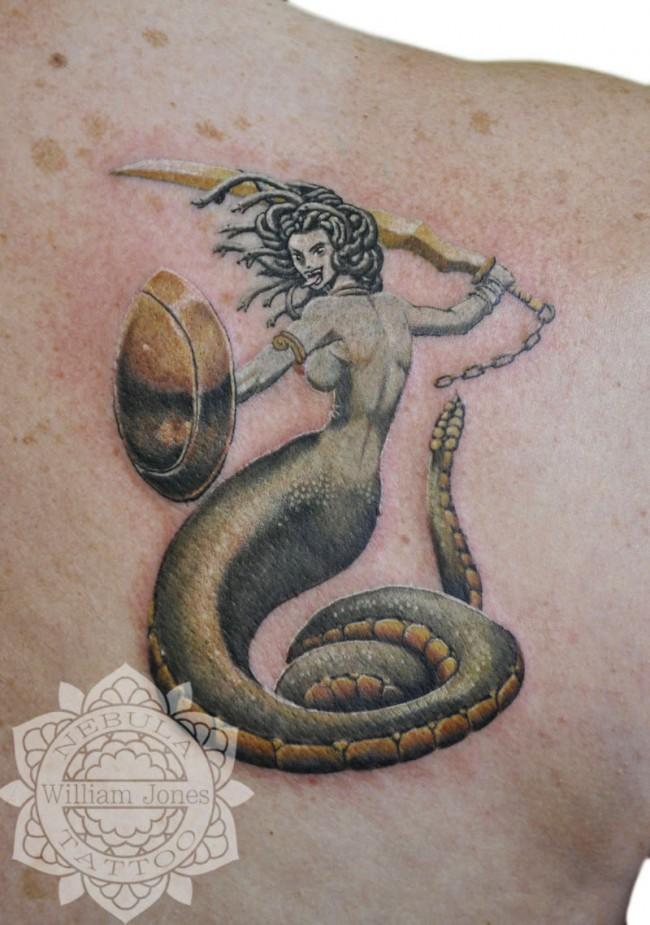 medusa tattoo 20